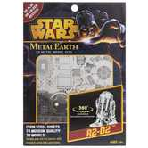 R2-D2 Star Wars Metal Earth 3D Model Kit